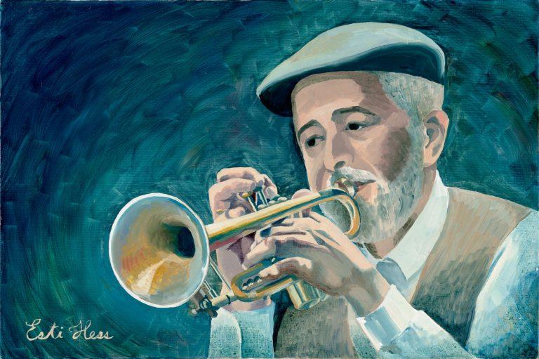 Trumpet to internet